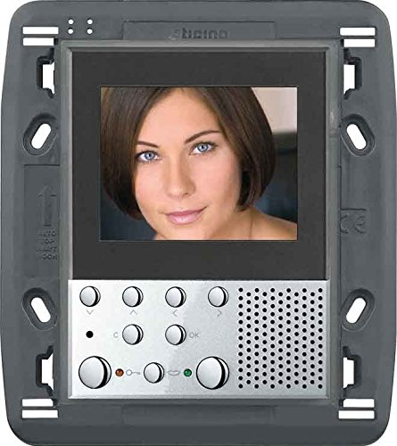 Bticino sistema 2 hilos - Video display claro axolute
