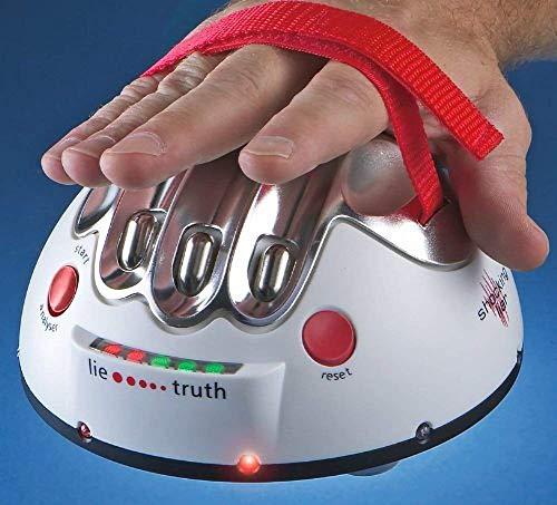 Shocking Liar Lie Detector Game by SHOCKING LIAR