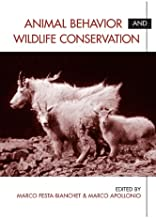 Best animal behaviour and wildlife conservation Reviews