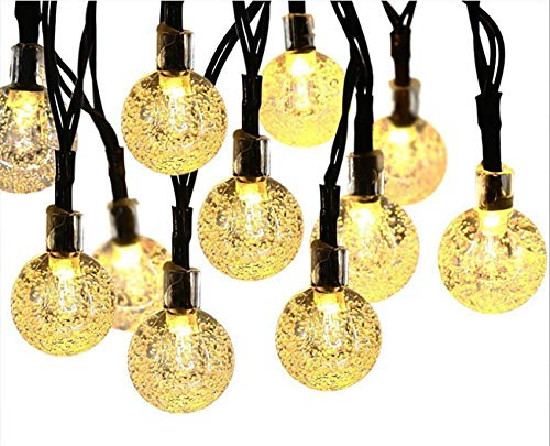 D String Light,Decorative Fairy Lights Warm White,20 Rose Flower 9.8Ft,2 Modes,Battery Operated,Decor Night Lights for Wedding Festival Party Home Bedroom Wall Christmas Decoration BJY969