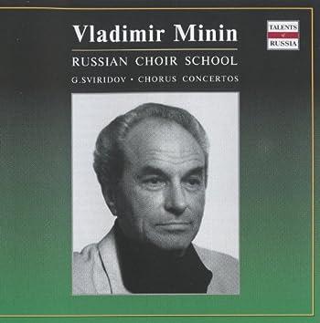 Russian Choir School: Vladimir Minin