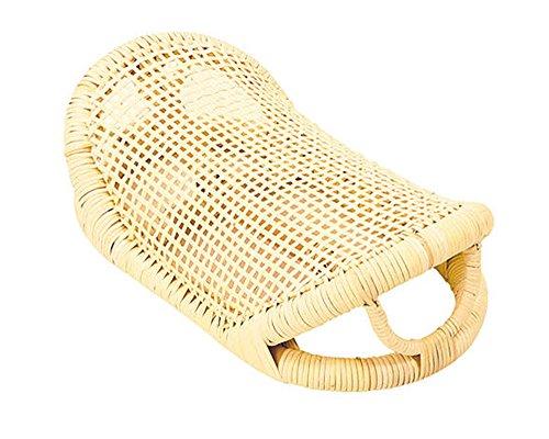 キムラ サンフラワーラタン 籐舟形枕 MA063 1個 [0975]
