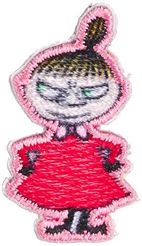 Moomin Little My Mini Bügelbild, Sticker-Applikation