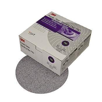 3M 01814 Hookit Purple 6  P240C Grit Clean Sanding Disc