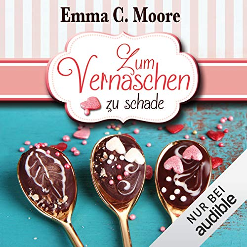 Zum Vernaschen zu schade     Zuckergussgeschichten 2              By:                                                                                                                                 Emma C. Moore                               Narrated by:                                                                                                                                 Katja Hirsch                      Length: 2 hrs and 32 mins     1 rating     Overall 5.0