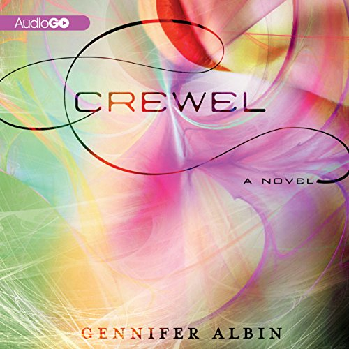 Crewel     Crewel World, Book 1              By:                                                                                                                                 Gennifer Albin                               Narrated by:                                                                                                                                 Amanda Dolan                      Length: 9 hrs and 14 mins     104 ratings     Overall 4.0