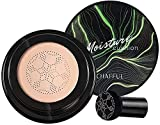 CC Cream Mushroom Head Foundation Base de Maquillaje Brillante Durable para Todo el Maquillaje de la Piel ecológico-Naturalmente Baifantastic