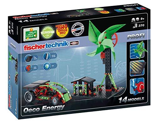 fischertechnik - 520400 PROFI Oeco Energy, Konstruktionsbaukasten