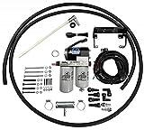 Airdog Lift Pump Filter A4SPBC089 Compadible with: (2011-2014) 6.6 L Duramax Diesel 150 GPH