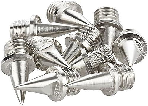 Laufstoff Spike épines 6mm de rechange ongles pour l'Athlétisme Lot de 500Course plastique
