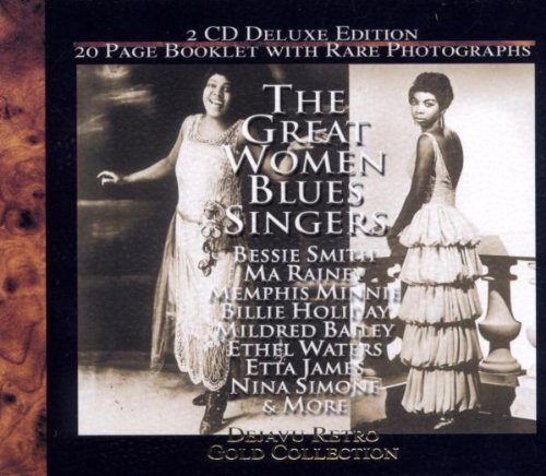 Great Women Blues Singers Gold Collection