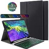 Ferilinso Cover Tastiera per New iPad PRO 11 2020, iPad PRO 11 2nd Generation Cover con Ta...
