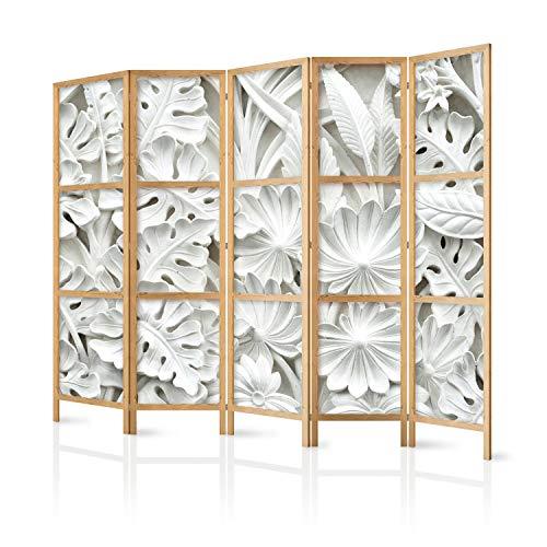 Deko Paravent Raumteiler Trennwand Spanische Wand Sichtschutz f-C-0265-z-c