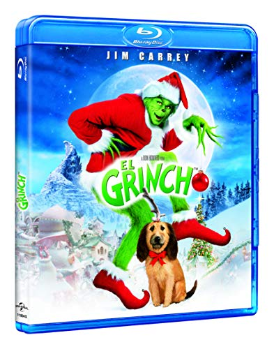 El Grinch 2018 [Blu-ray]
