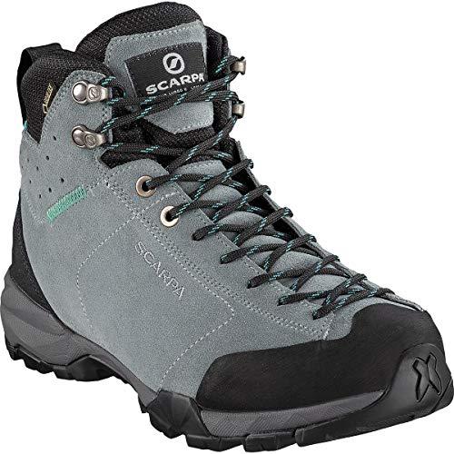 Mojito Hike GTX Wmn Chaussures de randonnée pour femme - Gris - Conifer Maldive Gore Tex Hka Salix, 37 EU EU