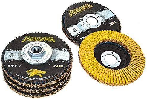 ARC Abrasives Type 29 Flap Disc 2 67% OFF of fixed price Diamete Great interest 4 in Ceramic 1