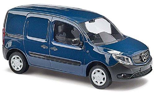 Busch Voitures - BUV50602 - Modélisme - Mercedes-Benz - Citan Fourgonnette - Bleu