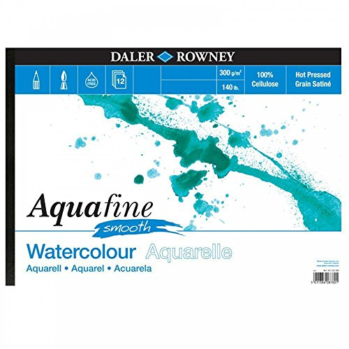 Aquafine WC Smth Pad A3 300G 12SH