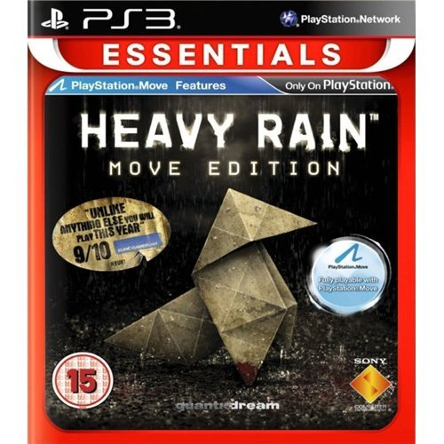 [UK-Import]Heavy Rain (Move Compatible) Game (Essentials) PS3