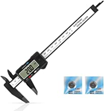 Digital Caliper, Sangabery 0-6 inches Vernier Caliper with Large LCD Screen, Auto - off Feature, Inch and Millimeter Conversion Measuring Tool, Perfect for Household/DIY Measurment, etc