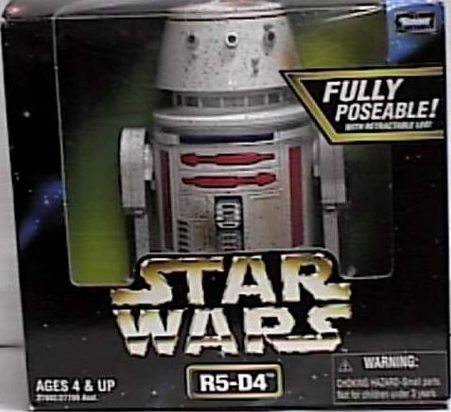 Star Wars Action Collection 6  R5d4 Action Figure