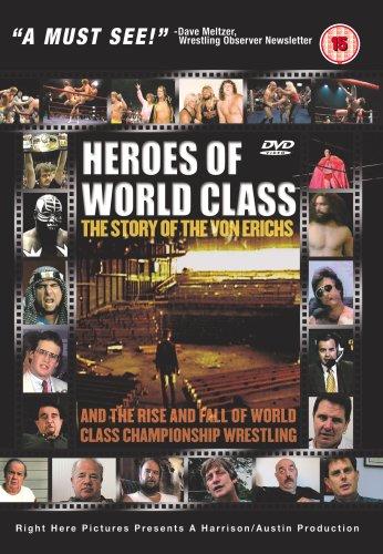 Heroes Of World Class [Reino Unido] [DVD]