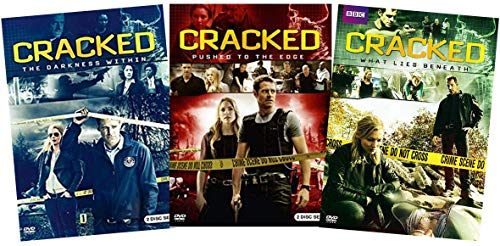 Cracked: The Complete BBC Trilogy DVD Collection: What Lies Beneath / Pushed to the Edge / The Darkness Within