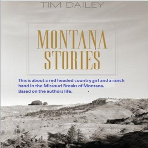 Montana Stories audiobook cover art