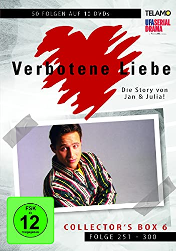 Verbotene Liebe Collector'S Box 6 (Folge 251-300) [10 DVDs]