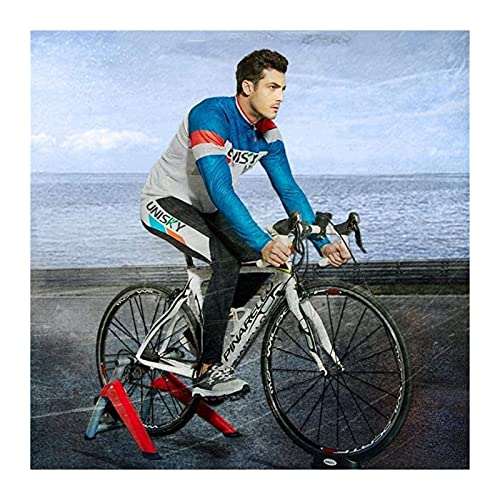 bici mtb Bicicleta de entrenador for el ciclismo de interior portátil soporte de la bicicleta for bicicletas Se adapta a cualquier carretera o bicicleta de montaña cubierta Montar en bicicleta Entrena