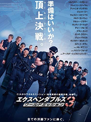 エクスペンダブルズ3 ワールドミッション(字幕版)