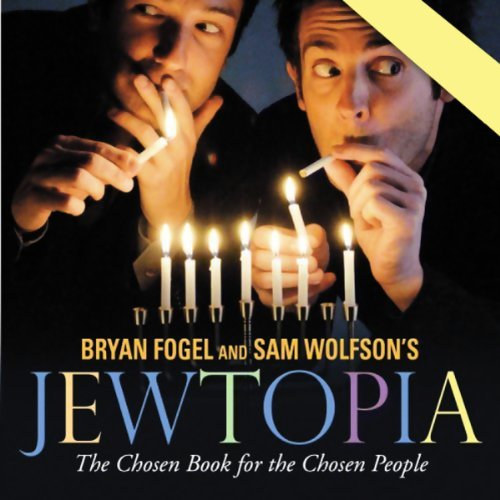 Jewtopia audiobook cover art