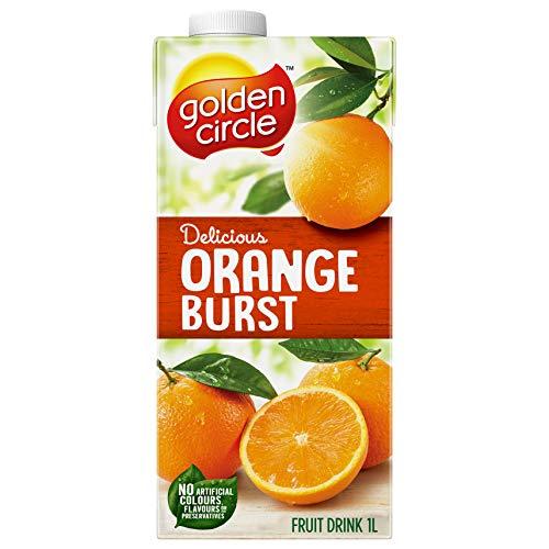 Golden Circle Orange Fruit Drink, 1L