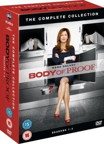 Body of Proof Season 1-3 [UK Import]