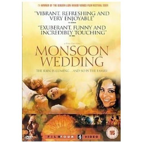 Monsoon Wedding [DVD] [Edizione: Regno Unito]