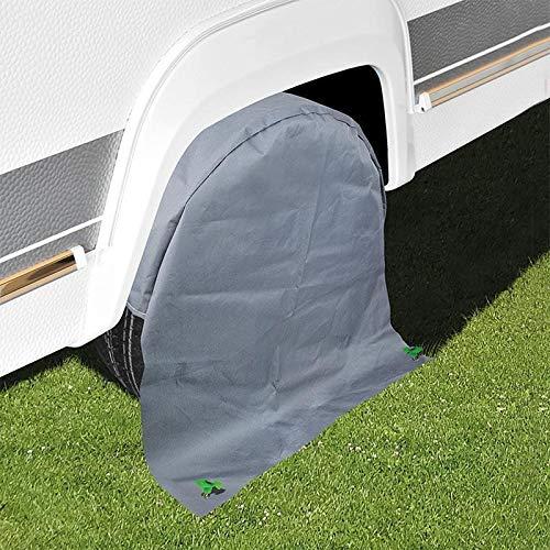 XL Radabdeckung Reifenabdeckung Radschutzhülle Wohnwagen Wohnmobil Anhänger