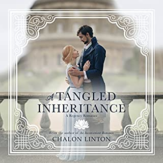 A Tangled Inheritance audiobook cover art
