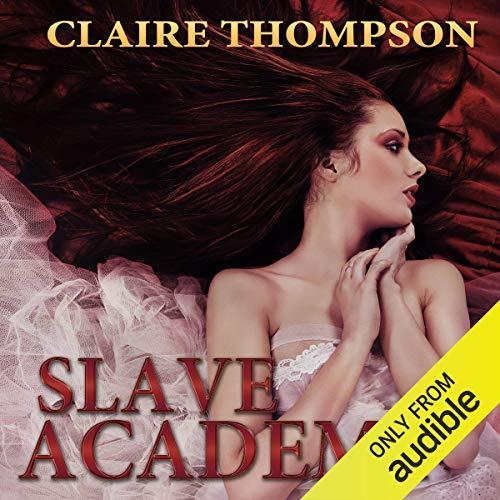Slave Academy audiobook cover art
