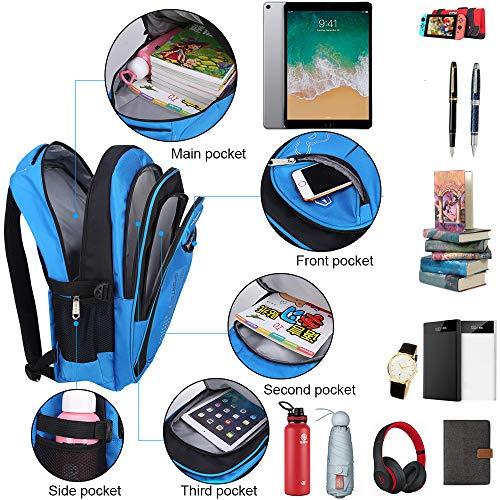 School Backpacks for Girls, Kids Elementary School Bags Bookbag Travel Daypack Pink