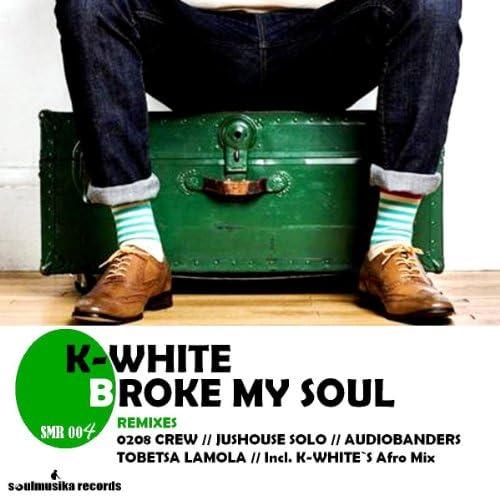 K-White, Tshepo