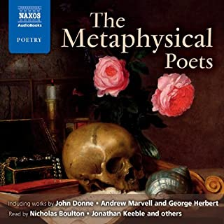 The Metaphysical Poets [Naxos Edition] cover art