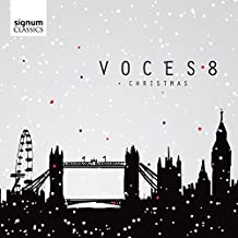 Christmas - Voces 8 by Voces8 (2012-09-19)