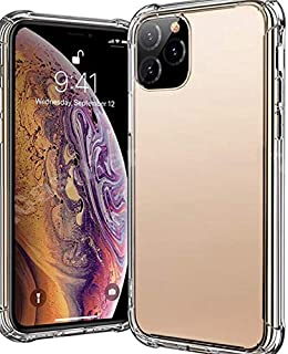 Tech Junkie Compatible iPhone 11 6.1 Inch Ultra Thin Transparent with Flexible Silicon Slim Fit Protection Case iPhone 11