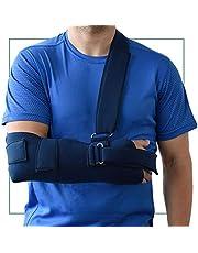 ORTONES   Cabestrillo Sling para hombro brazo inmovilizador talla universal Azul.