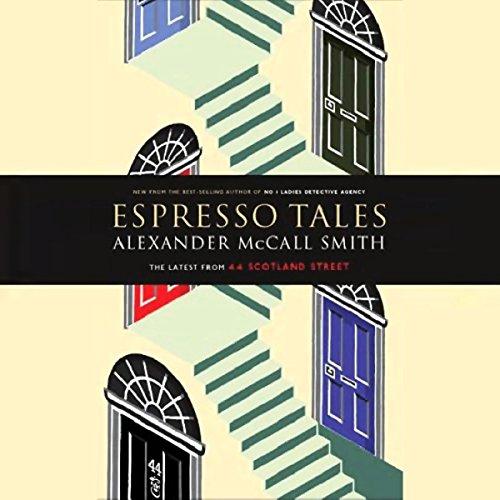 Espresso Tales audiobook cover art