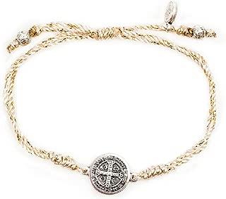 Serenity Blessing Bracelet - Silver Medal