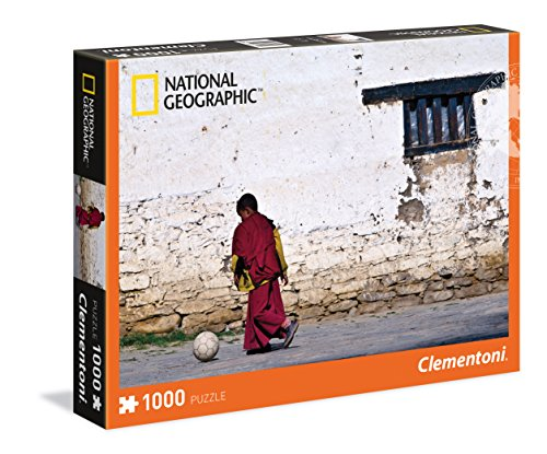 Puzzles  national geographic clementoni