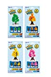 Toysmith (4 Pack) Bundle Savers! Amazing Magical Crystal-Growing Mystical Trees