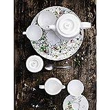 Rosenthal Brillance Wildblumen-Teller, tief, Porzellan, Mehrfarbig, 21 cm - 3