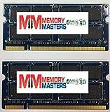 MemoryMasters 4GB (2X2GB) DDR2 Memory for Toshiba Satellite L455D-S5976